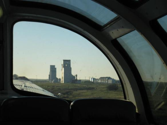 Grain silos  - Saskatchewan