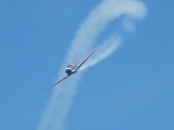 Airshow in Oak Bay